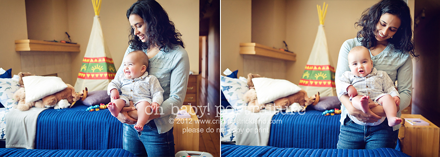 Oh Baby! Portraiture | lifestyle baby photography