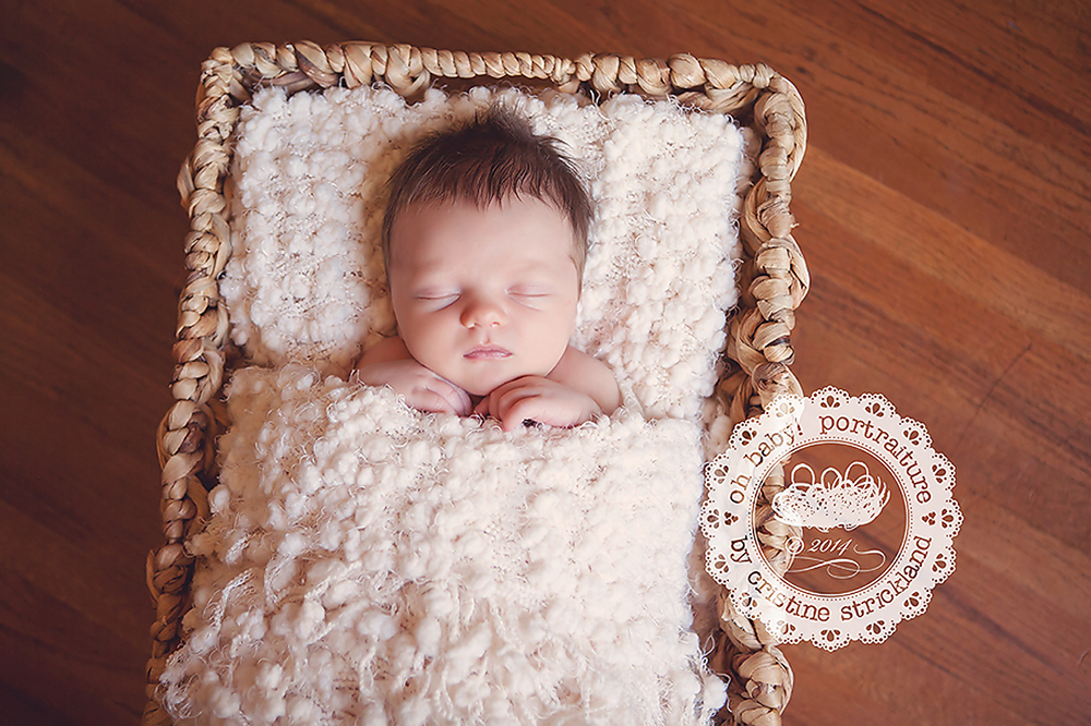 grand junction colorado sleeping newborn boy