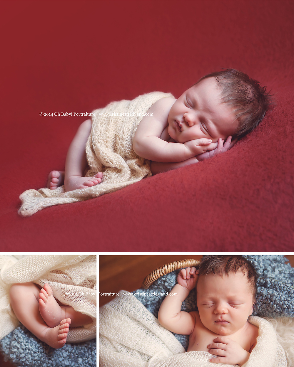 newborn baby photographer in grand junction