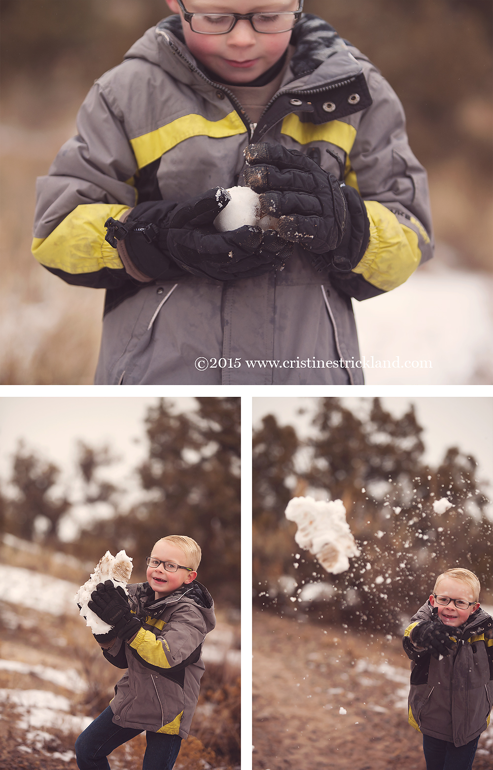snowball fight in grand junction colorado