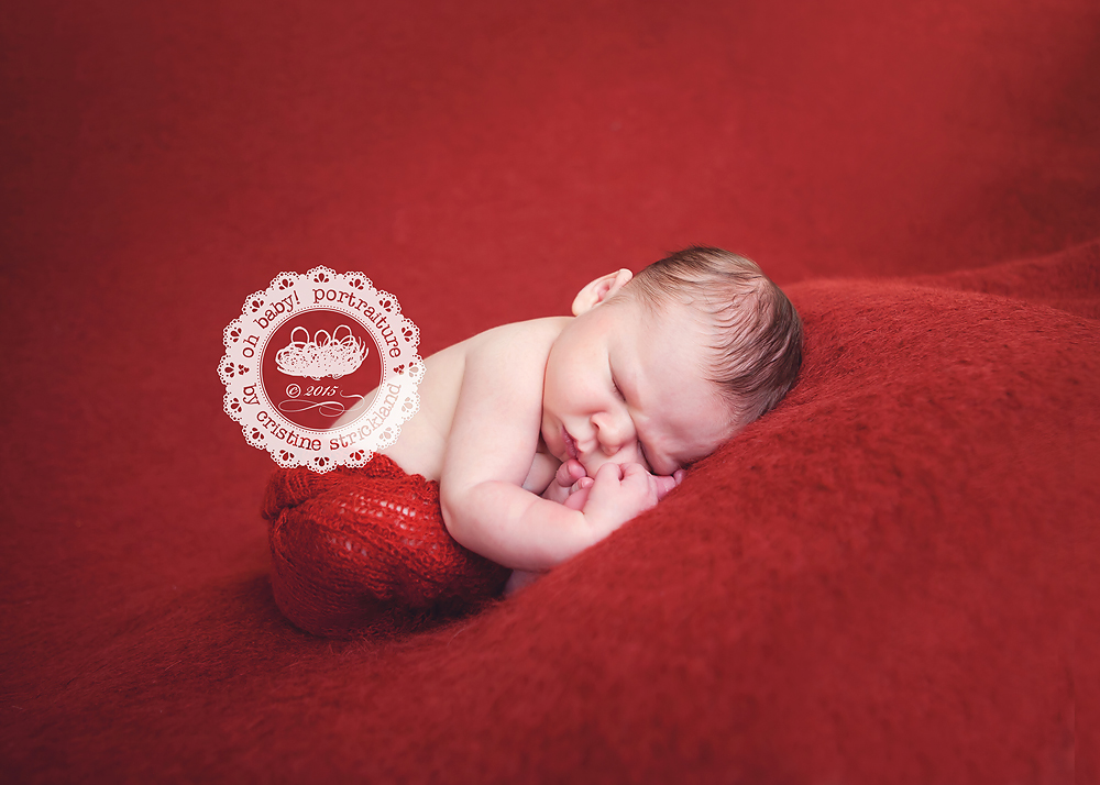 newborn baby boy photo by grand junction photographer